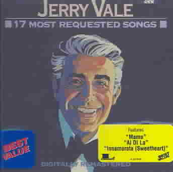 17 MOST REQUESTED SONGS BY VALE,JERRY (CD)