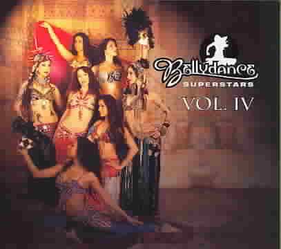 BELLYDANCE SUPERSTARS IV (CD)